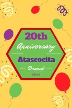Atascocita Branch Library20th Anniversary